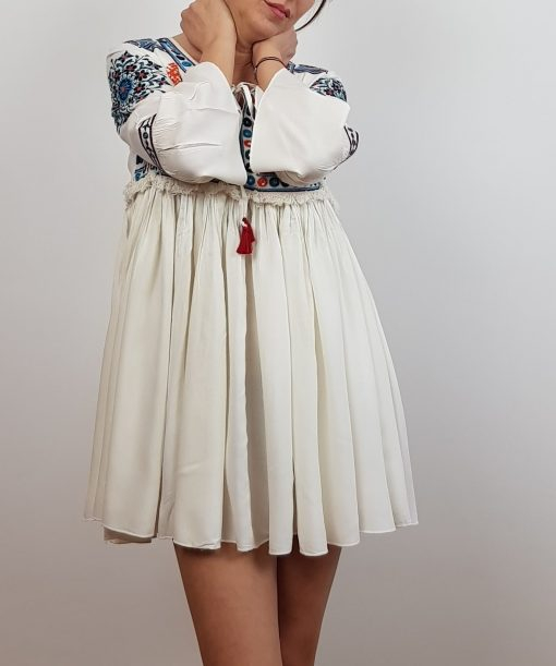 Rochie brodata Giulia