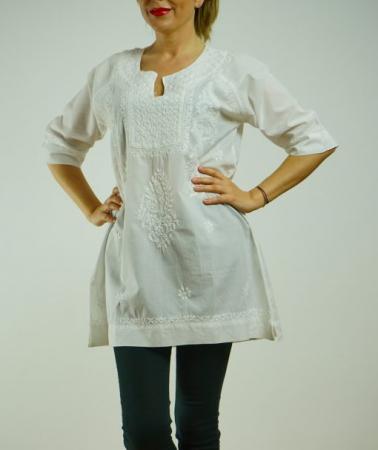 Bluza brodata manual Monalisa 3