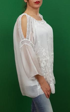 Bluza din matase Anastasia 2