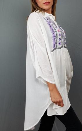 Camasa lunga Georgiana