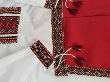 Compleu traditional baieti Costin