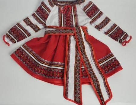 Compleu traditional fetita Natalia