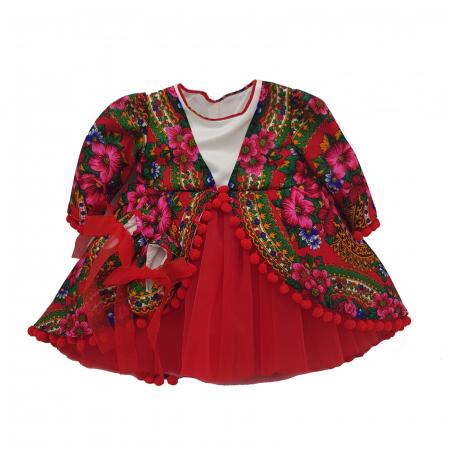 Rochita traditionala fetita Adela Maria
