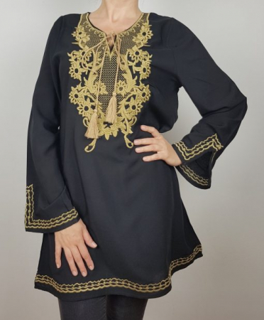 Bluza lunga stilizata Dumitra