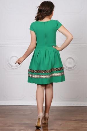 Rochie Stilizata cu Motive Traditionale Adelina 4