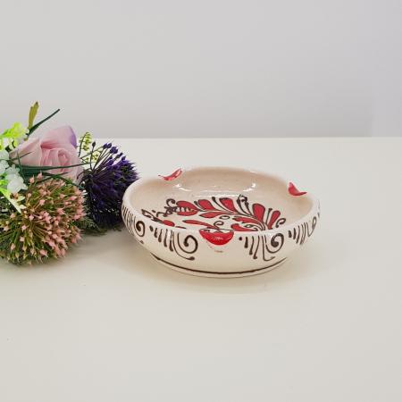 Scrumiera ceramica de corund 2