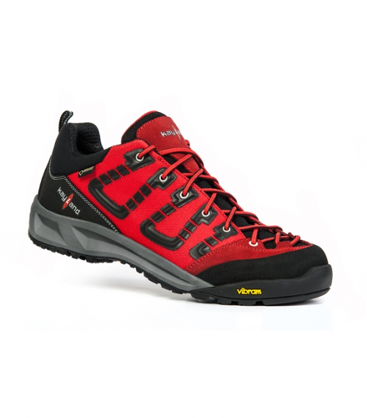Gheata Kayland Raptor K GTX LOW RED BLACK