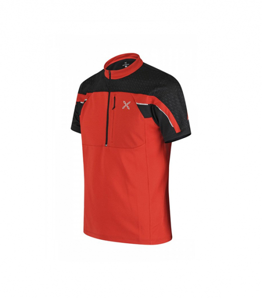 Tricou Montura High Zip 2