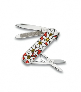 Briceag Victorinox Classic Edelweiss
