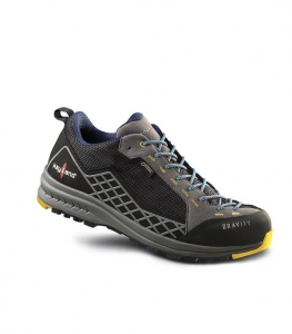 Gheata Kayland Gravity GTX BLACK BLUE
