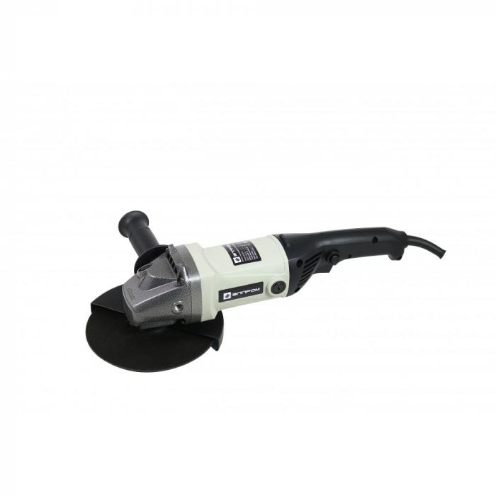 POLIZOR UNGHIULAR ELPROM 1500 W, 180 MM, 8000 RPM, FLEX ELPROM EMSU-1500-180 3