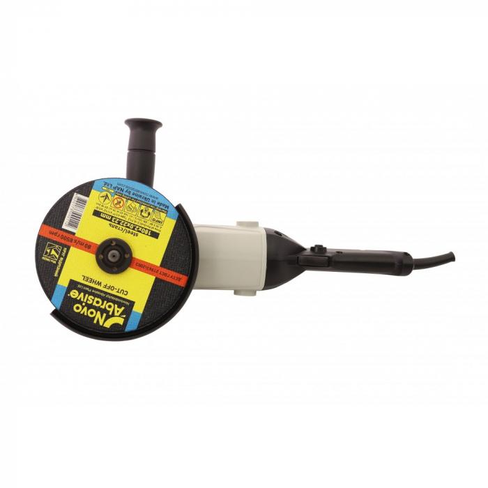 POLIZOR UNGHIULAR ELPROM 1500 W, 180 MM, 8000 RPM, FLEX ELPROM EMSU-1500-180 2