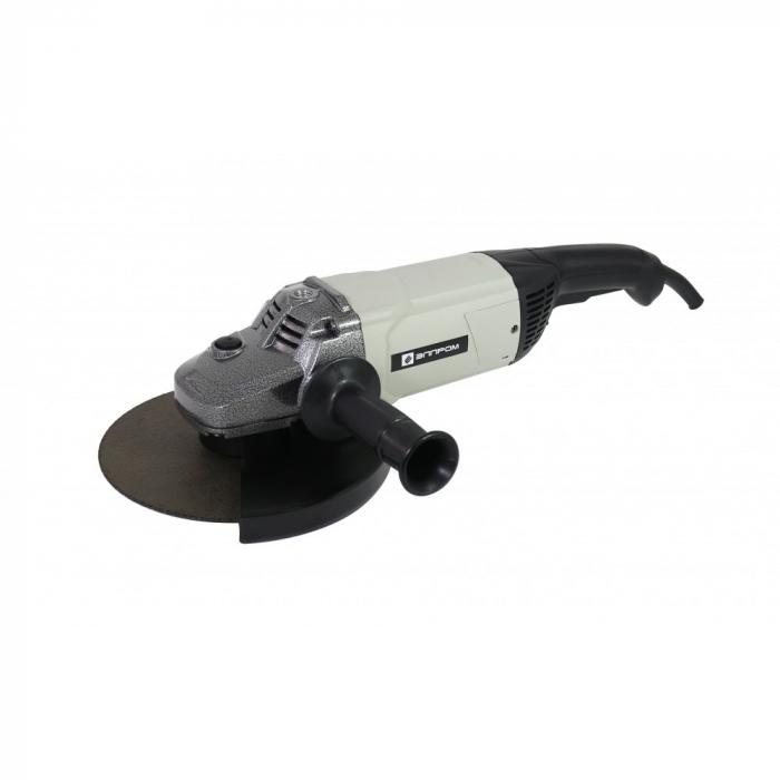 Polizor Unghiular,Model ELPROM 2600 W, 230MM, 6000 RPM, FLEX ELPROM EMSU-2600-230 [0]