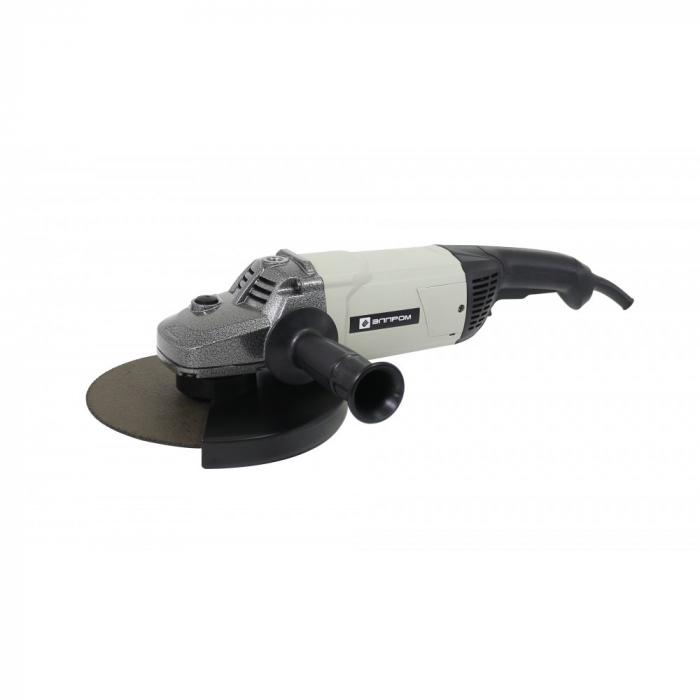 Polizor Unghiular,Model ELPROM 2600 W, 230MM, 6000 RPM, FLEX ELPROM EMSU-2600-230 [2]