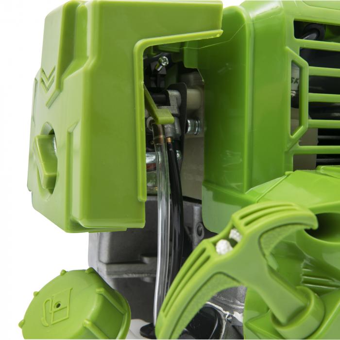 Motocoasa 4 timpi STROMO KRAFT SC 5200 Professional, 6CP, 4500W, 4 tipuri de taiere, ham dublu [3]