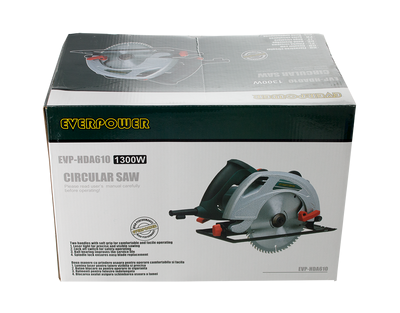 Fierastrau circular, (1300 W - disc 185mm) 4