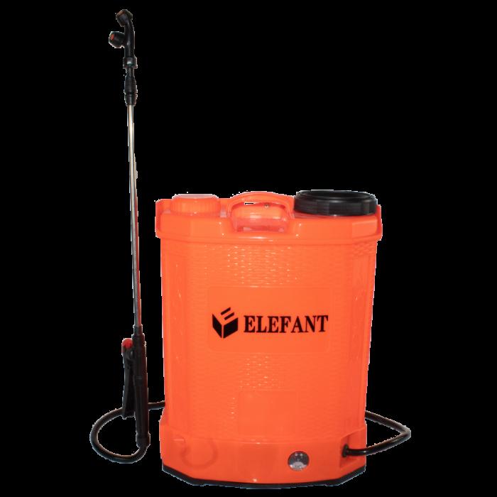 Pompa ( vermorel ) de stropit electric, 18 Litri, acumulator, regulator 0