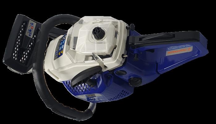Motofierastrau cu lant Aligator 5800, 6.5CP, 58cmc, CDI, lama 40cm, 13000rpm [2]