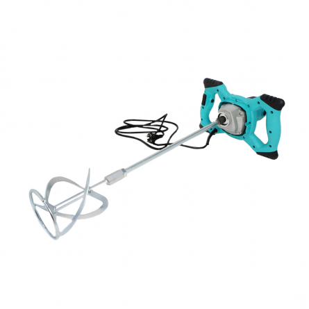 Amestecator de tip mixer, vopsea/mortar/ glet, 1200W, 50cm [1]