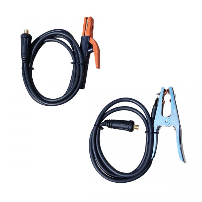 Aparat de Sudura - Invertor Campion Ural Mash 400 XL , Afisaj Electronic, Accesorii Incluse 1