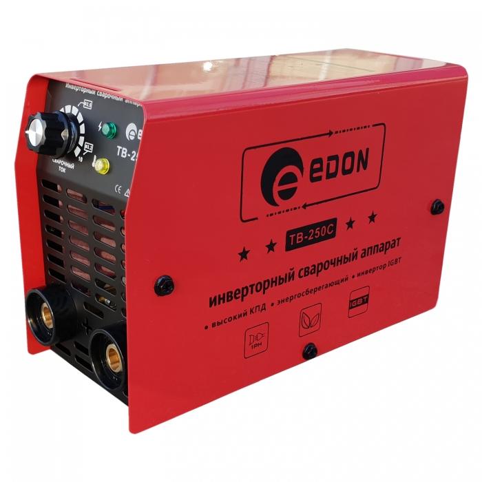 Aparat de sudura invertor Edon TB 250C, MMA, accesorii incluse, 250Ah 2