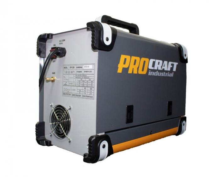 Aparat de sudura invertor MIG/MMA ProCraft Industrial PSI 320, Accesorii Incluse 3