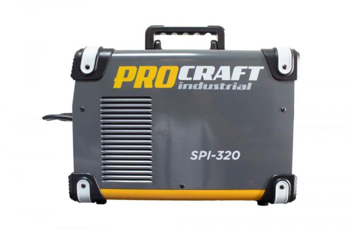 Aparat de sudura invertor MIG/MMA ProCraft Industrial PSI 320, Accesorii Incluse 2