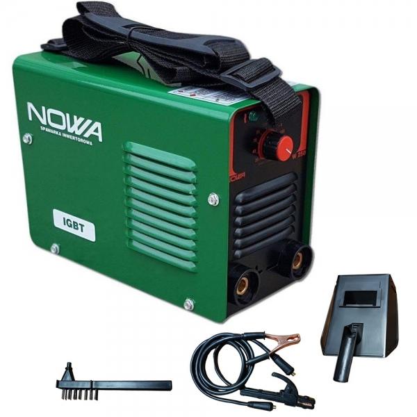 Aparat de Sudura - Invertor NOWA 250A, electrozi 1.6-4 0