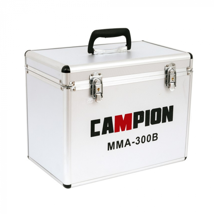 Aparat de sudura tip Invertor Campion MMA 300B + Geanta Transport 2