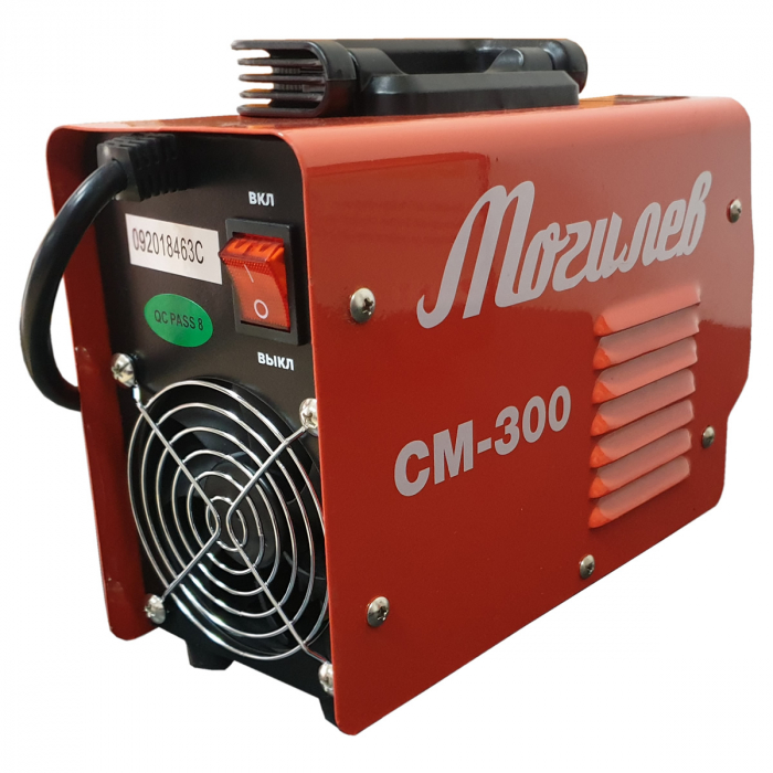 Aparat sudura tip Invertor MOGILEV CM 300, Rusesc, Afisaj Electronic, Complet Accesorizat 1