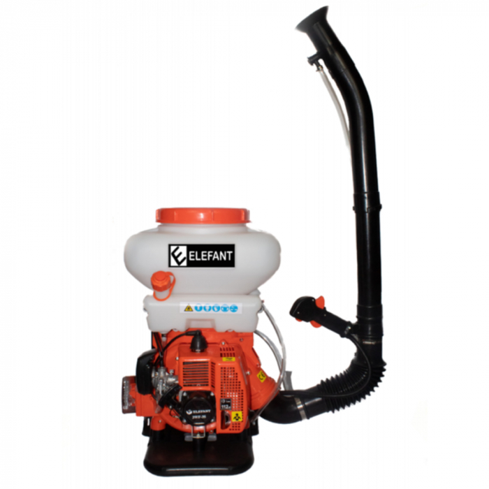 Atomizor benzina Elefant 3WF-3S, 14L, 7500 Rpm, 12M Pulverizare 0