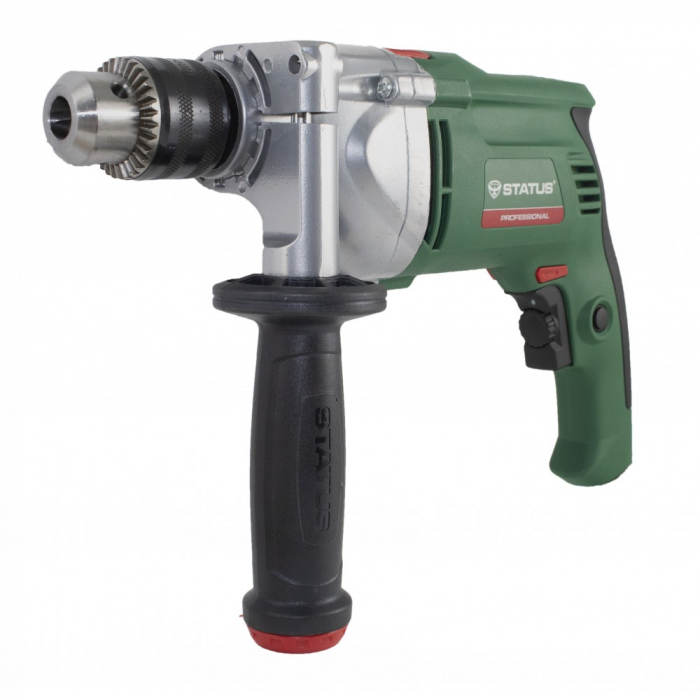 Bormasina cu  percutie, Model STATUS DP851, 850W, Mandrina 13 MM, 2800 RPM 1