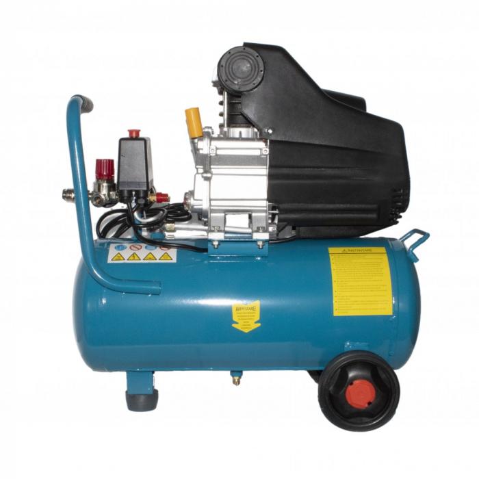 Compresor cu aer, ELEFANT AQUATIC XYMB24B 24L, 8BAR 2