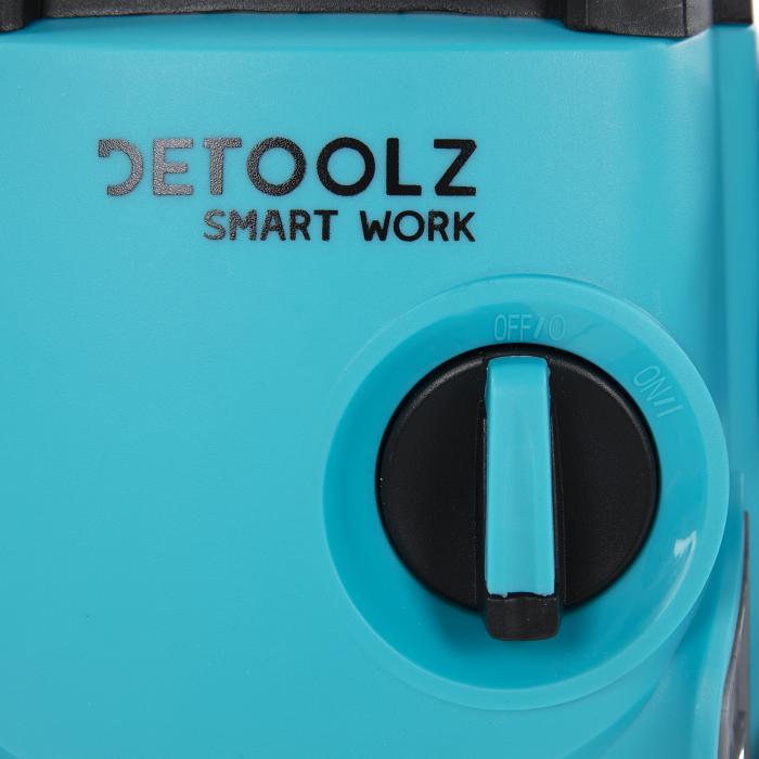 Aparat spalat cu presiune 105bar, Detoolz, 1400W, Smart Work [14]