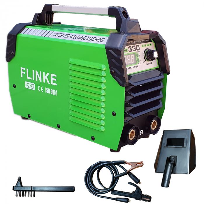 Aparat de Sudura - Invertor FLINKE MMA330 0