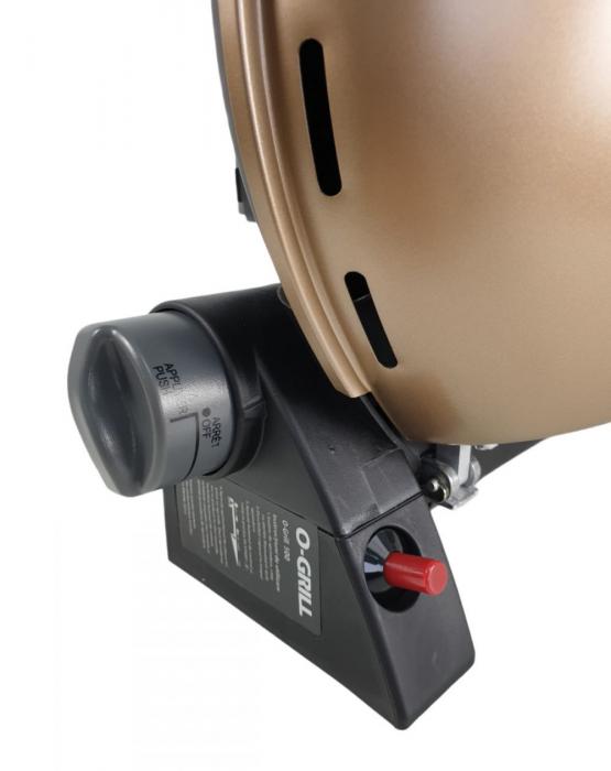 Gratar gaz O-Grill, Model 500, 2.7 kW, 1065 cm², Camping, diverse culori 3