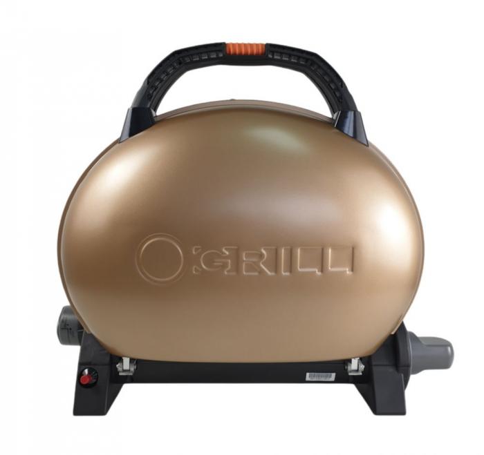 Gratar gaz O-Grill, Model 500, 2.7 kW, 1065 cm², Camping, diverse culori 0