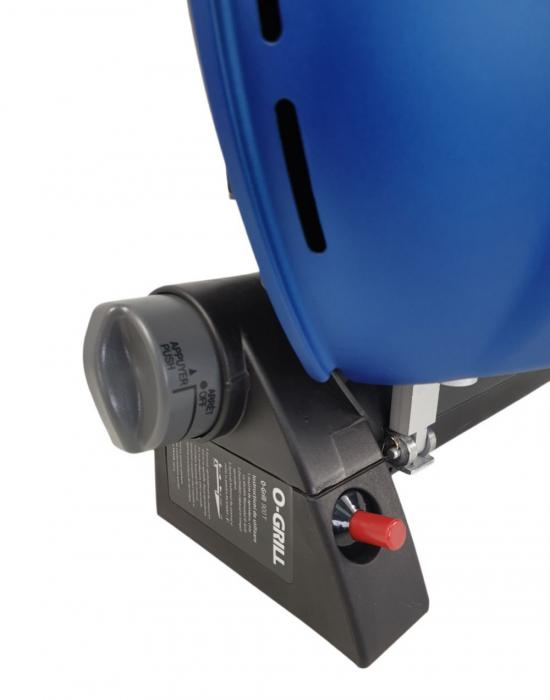 Gratar gaz O-Grill, Model 900, Diverse culori, 3.2 kW, 1450 cm², Camping [3]