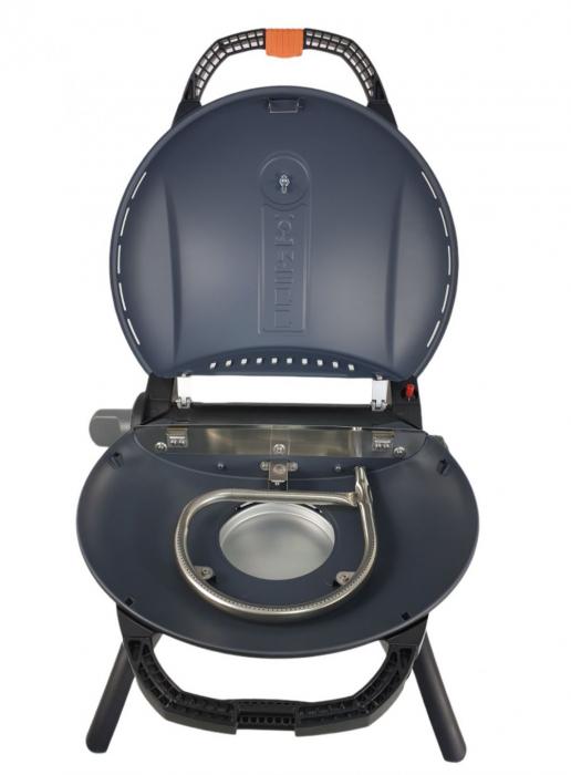 Gratar gaz O-Grill, Model 900, Diverse culori, 3.2 kW, 1450 cm², Camping [6]