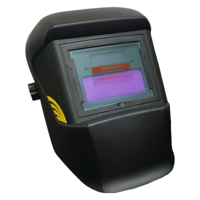 Invertor de sudura MegaGarden  SW 250 + Masca cristale lichide, electrod 1.6-4mm, accesorii incluse 2