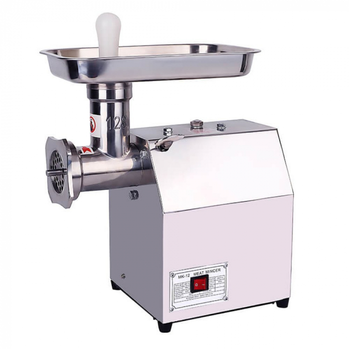 Masina de tocat carne profesionala,Model MK-12, inox, 150Kg/h, Eletrica, 800W [0]