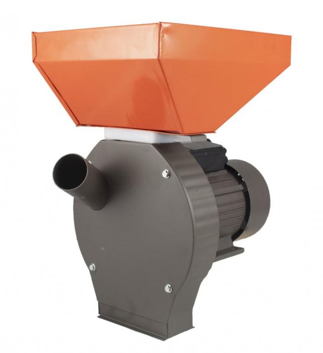 Moara de cereale Elefant 350E Cuva Mare, electrica 3.5 kW, 3000 rpm [0]