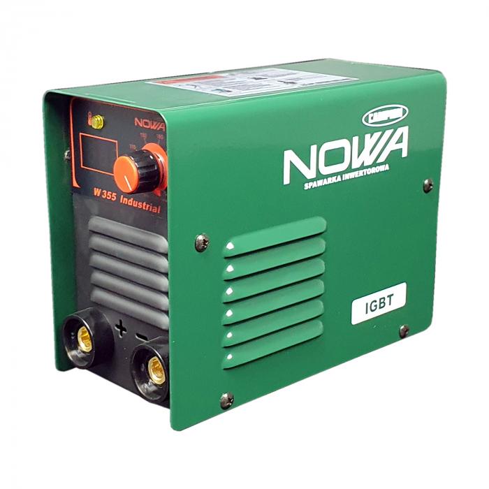 Aparat de Sudura tip Invertor,Model NOWA W355 + Masca automata,  Electrozi 1.6-5mm 4