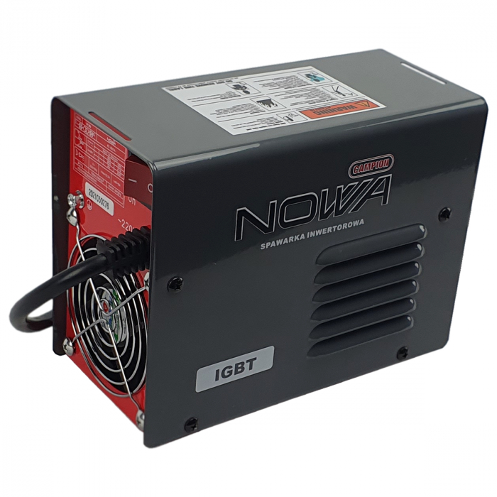 Aparat de Sudura tip Invertor,Model NOWA W355, Cabluri 3 metri,  Electrozi 1.6-5mm [3]