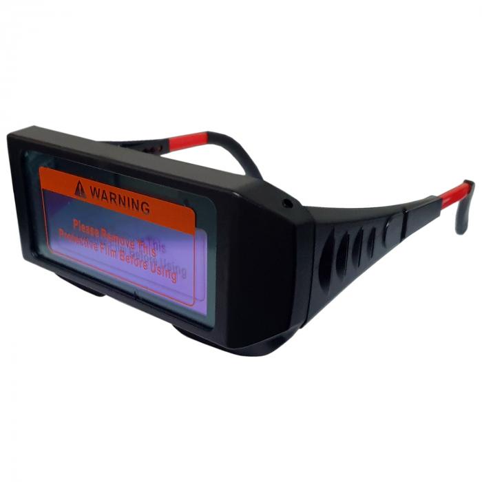 Ochelari pentru Sudura, Automati, cu cristale lichide 0