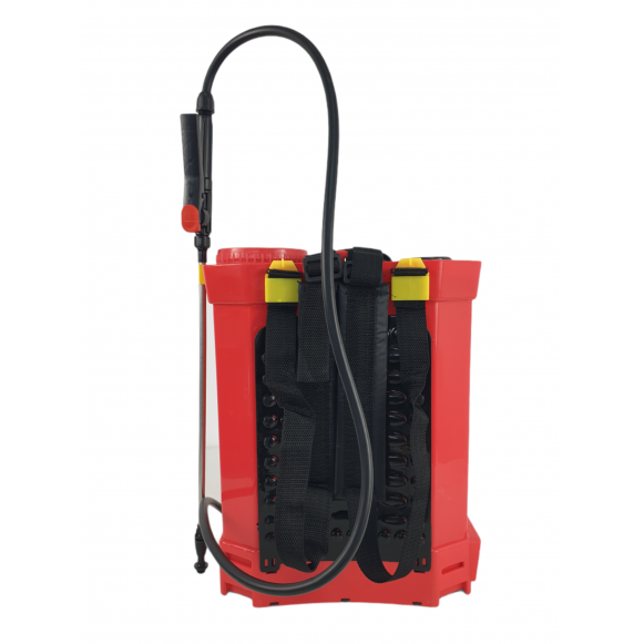 Pompa de stropit electrica Elefant SE14L, Volum 14l, 12V/8Ah, 3 tipuri de pulverizare [1]