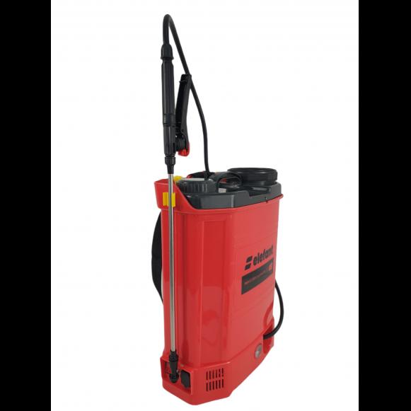Pompa de stropit electrica Elefant SE18L, Volum 18l, 12V/8Ah, 3 tipuri de pulverizare [2]