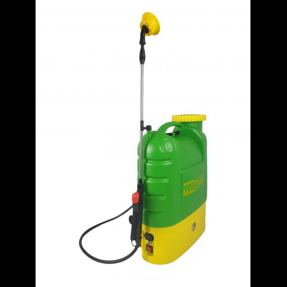 Pompa de stropit electrica PROCRAFT AS16L, Volum 16l, 12V/8Ah, 3 tipuri de pulverizare [4]