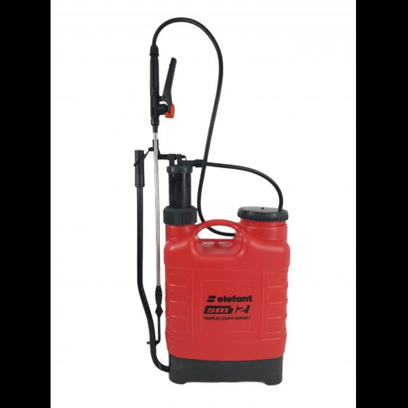 Pompa de stropit manuala Elefant SM12L, Volum 12l, 3 tipuri de pulverizare [3]