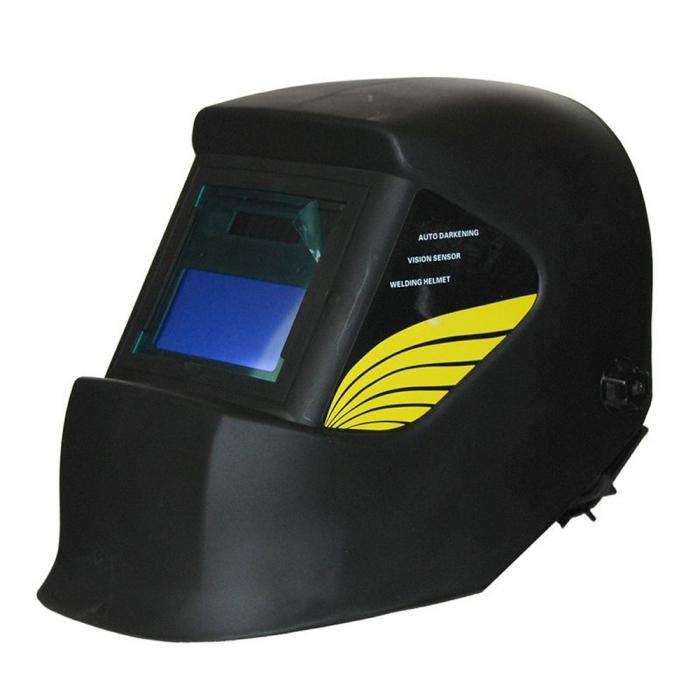 Aparat de sudura invertor STROMO SW 295+ Masca cristale lichide,afisaj electronic, electrod 1.6-4mm, accesorii incluse 2